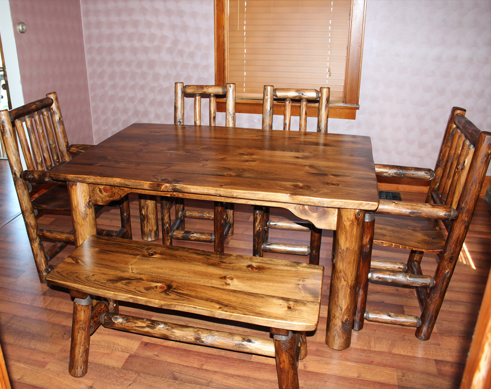 5′ Table With Bench