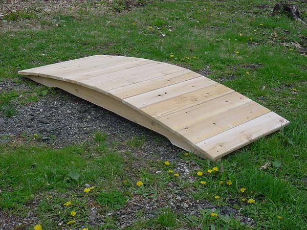 6′ Plank Bridge