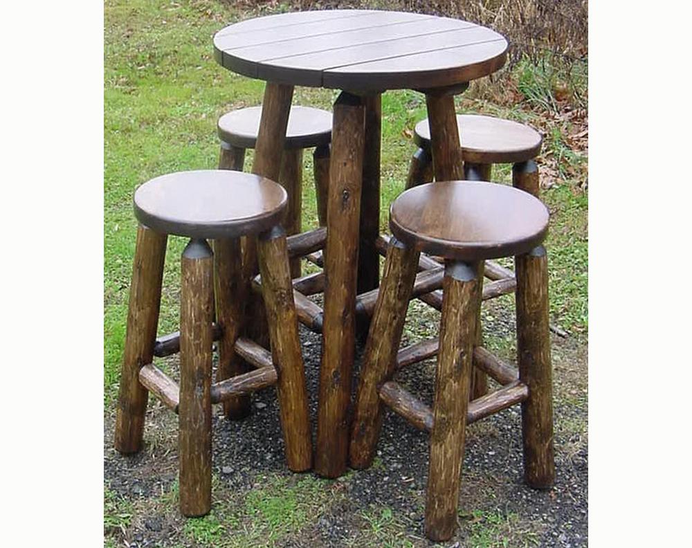 Pub Table w/4 31″ Stools