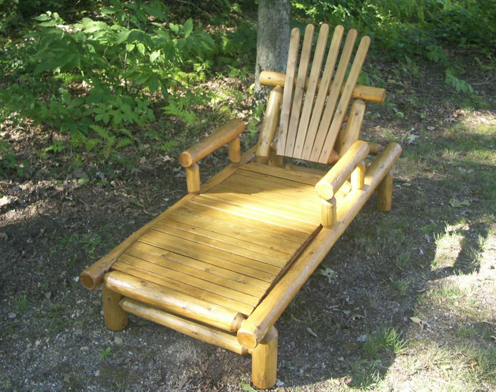 Butternut Lounge Chair